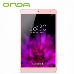 Original Onda V80 SE Android 5.11920x1200 8.0 inch IPS Screen 2GB RAM 32GB ROM Dual Cameras Pink