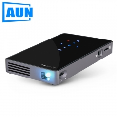 AUN Android 7.1 Projector D5S, Built-in WIFI, Bluetooth, (Optional D5 Portable Projector)