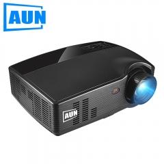 AUN HD Projector PH10, 3500 Lumen LED Beamer,  Full HD Video Multimedia LCD TV