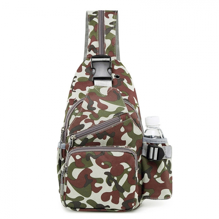 ad9387537d86 YUFANG Trendy Chest Pack Crossbody Bag Casual Travel Rucksack Chest Bag  Small Sling Bags Women  Men