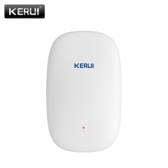 KERUI Z31 Wireless Home Vibration Detector Shock Door/Window Sensor Alarm For KERUI whie one sinz