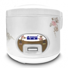 Family Rice Cooker Electric 3L Pot Rice Cooking Energy 220V Saving White white