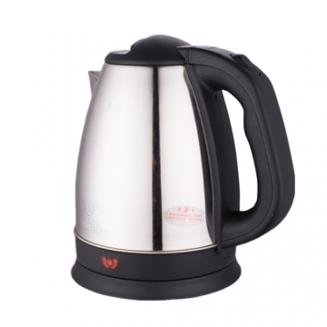 Home appliance Household 2.0L Stainless Steel Kettle With Auto-Off Function Quick Heat Water Heating silver
