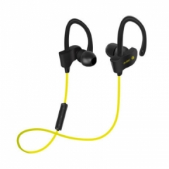 Hot Sports Running Wireless Headphones Bluetooth Earphone Auriculares Stereo Headset for Phone yellow