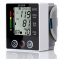 Health Care digital Blood Pressure Monitor Wrist Automatic Sphygmomanometer BP Blood Pressure Meter white normal