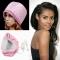 220-250V 3 strength Hair Care baking oil cap steaming hot hair salon membrane electric cap pink normal