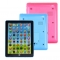 Kids' Tablet Children Computer Learning Education Machine Tablet Toy Gift For Kids Educational toys blue normal