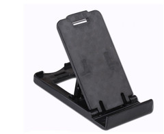 Multi-angle Mini Portable Phone Stand Universal Adjustable Foldable Stand Multicolor black one size