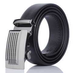 Men's Genuine Leather Belt New Designer Men Luxury Male Waistband Fashion Buckle Belt for Jeans buckle design 3 normal