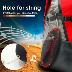 Portable Bluetooth Mini Speaker Outdoor Camping Loudspeaker Car Stereo Music Olive Mini Wireless BLACK