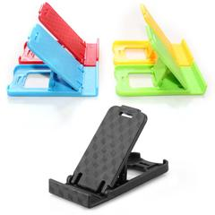 Multi-function Adjustable Mobile Phone Holder Stands Support for IPhone 4 5 6 6S Infinix Huawei Gift black one size