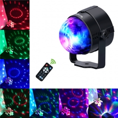 (Only 3 In Stock)LED Party DJ Lighting Sound Activated Remote Control Bar Lights for Dance Parties colorful normal avarage