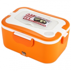OUSHIBA C5 Electric Heating Lunch Box Stainless Steel Container Food Warmer Meal Heater