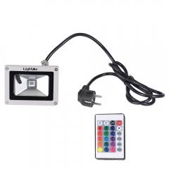 Lightme AC 85 - 265V 5W LED Flood Light silvery 5w