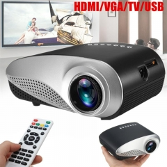 mini led projector WD802 Portable home theater as shown one size