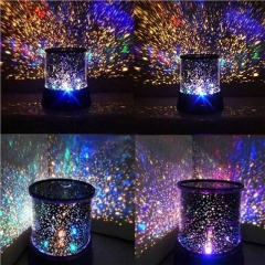 LED Cosmos Laser Projector Lamp decoration Night Light christmas decorations for home as shown one size