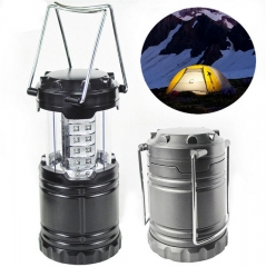 Outdoor Portable Lantern for tourist tent Mini headlight Emergency Lamp Torch LED flshLight as shown one size