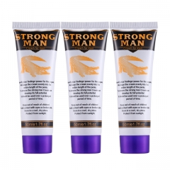 Strong man XXL Big dick penis enlargement cream Cream male penis extender erection as shown 3pcs