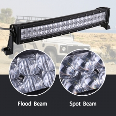 5D 22 Inch Real Power LED for Offroad Boat Car Truck 12V 24V ATV SUV 4WD 4x4 Work Lamp