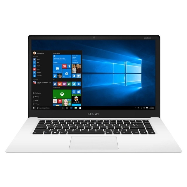 Chuwi LapBook 15.6'' LapTop Windows 10 4GB+64GB Intel Cherry Z8350 Quad-core 1920x1080 HDMI OTG As shown 15.6""