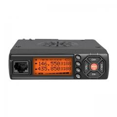 Z218 Mini Car Walkie Talkie 10KM 25W Dual Band VHF/UHF  Mini Mobile Radio Station Transceiver