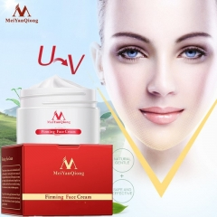 3pcs Slimming Face Lifting and Firming Massage Cream  Whitening Moisturizing Beauty Skin Care as shown