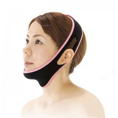 1Pcs 3D Face-lift Device Faciacl Beauty&health tool Thin-Face Massager Bandages as shown