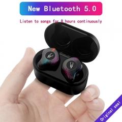 TWS X12 Bluetooth 5.0 Earphone True Wireless Stereo Earbud ipx5 Waterproof Bluetooth Headset A