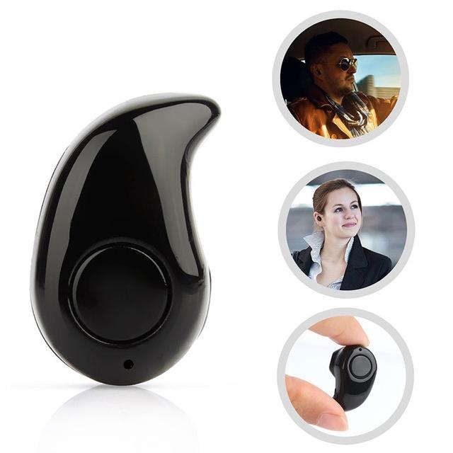 S530 Mini Wireless Earphone Bluetooth V4.0 Sport Headphone Headset Earbud Earpiece as shown