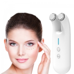 RF Radio Frequency Skin Care Face Lifting Skin Tighten Rejuvenation Anti-aging Anti-wrinkle Device as shown