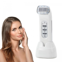 RF Wrinkle Removal Beauty Machine Dot Matrix Facial Skin Care as shown