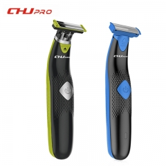 Shaving Machine Beard Trimmer Portable Razors for man blue one size