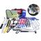 Tools Hooks Spring Steel Push Rods Dent Removal Car Dent Repair Car Body Repair Kit