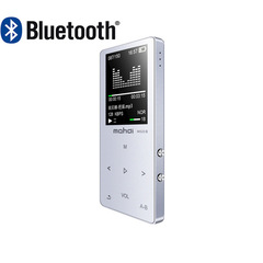 Metal Bluetooth Sport MP3 Player Portable Audio 16GB white