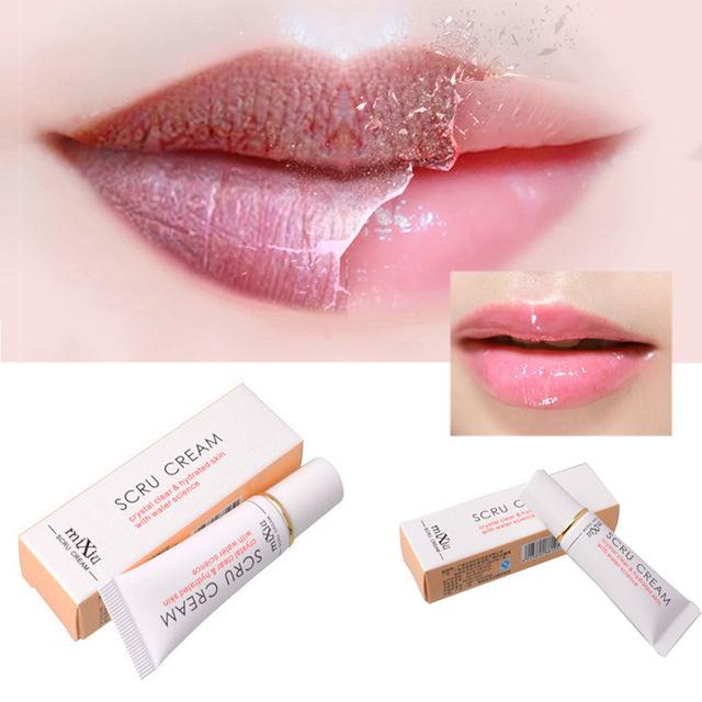 Repair Lip Plumper Dead Gel Propolis Lip Skin Exfoliating Moisturizer of Full Lip Nursing Scrubs as shown