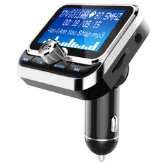 BC32 Car Bluetooth FM Transmitter MP3 with Big Screen Card Multi-function Wireless Radio Adapter