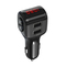 A01 Mini Double USB Car Charg Bluetooth Car MP3 Player Fast Charg FM Transmitter