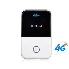 Broadband Pocket Router Mini Portable Mobile Unlock WIFI Hotspot Mifi 4G LTE Wireless as shown