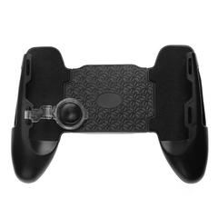 3 in 1 Grip Extended Handle Sucker Removable Gamepad Mobile Phone bracke pubg as shown one size