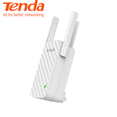 Tenda A12 300Mbps wifi repeater Range Extender Signal Booster 3 Antenna Full house router as shown