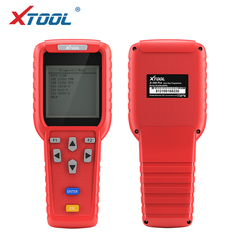 Original XTOOL X100 Pro Auto Key Programmer With EEPROM Adapters support Odometer Mileage adjustment as shown
