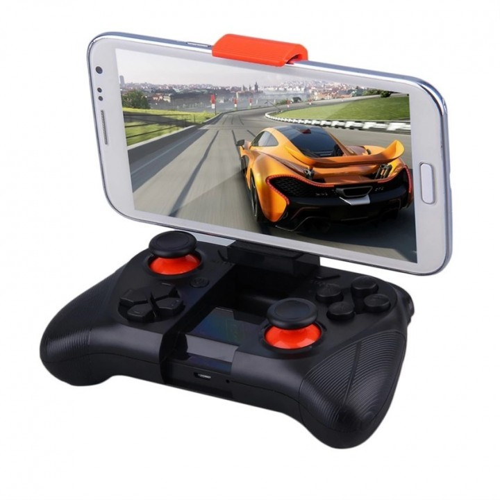Joystick Bluetooth Controller Game Pad Selfie Remote Control Shutter for PC Smart Phone as shown