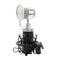 BM-8000 Professional Sound Studio Recording Condenser Wired Microphone as shown