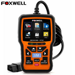 T301 OBD OBD2 Scanner Car Engine Code Reader Diagnostic Tool as shown