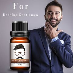 Hair and Beard growth oil Men beard grooming products 100%natural accelerate facial hair grow as shown a