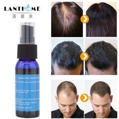 Fast Hair Growth Spray Products Dense Herbal Hair Regrowth Essence anti Hair Loss Treatment as shown a