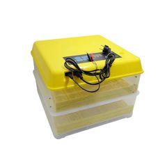 Full Automatic 96 Egg Incubator Brooder Capacity Hatchery Machine as shown