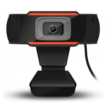 HD Webcam Digital Video  Built In Sound Absorption Microphone USB2.0For Laptop Desktop Computer