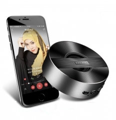 Keling A5 mobile phone wireless Bluetooth speakers mini stereo subwoofer outdoor portable TF  card black 3w one size
