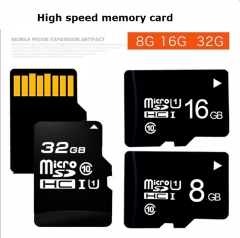 Memory Card 8GB 16GB 32GB 64GB 128GB Class10 TF Card Memory Card black micro sd 8G currency